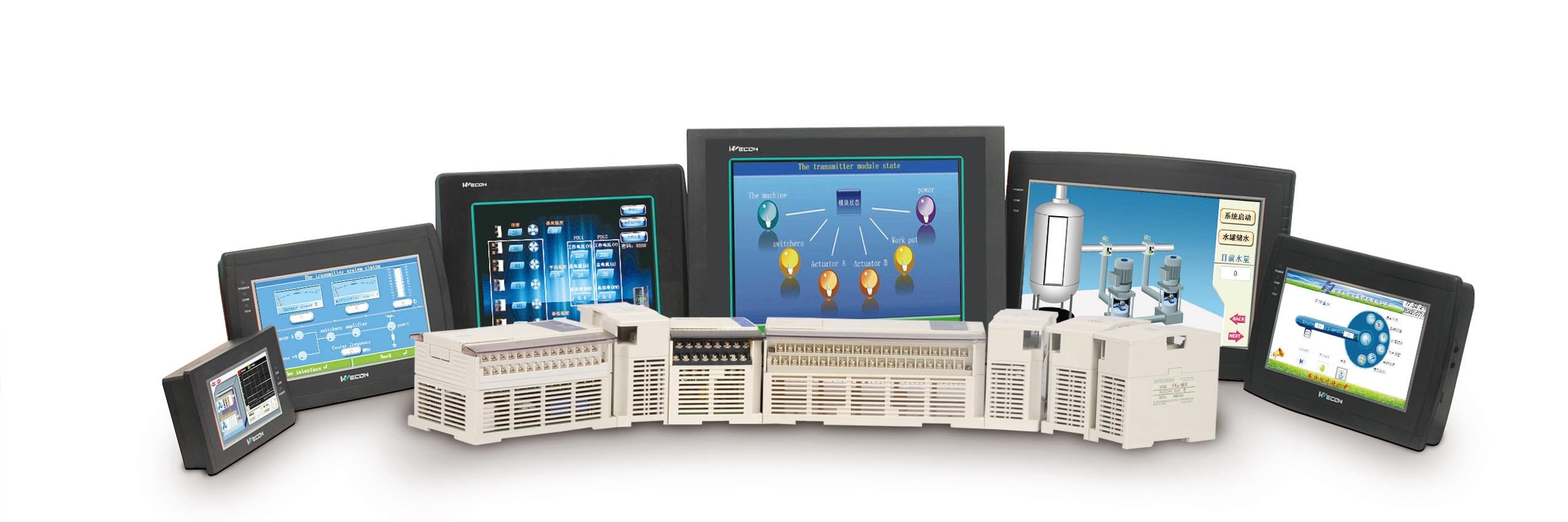 WECON تجهیزات کنترلی شرکت