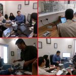 حضور نمایندگان شرکت WECONدر مشهد